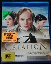 Creation - Paul Bettany,Jennifer Connelly (Blu-ray: B - 2009)