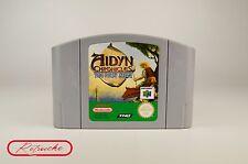 Nintendo 64 *Aidyn Chronicles: The First Mage* N64 Modul