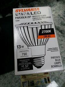 Sylvania LED 13w  2700K CRI 82 Dimmable Indoor Outdoor Light Bulbs(BOX#2A)