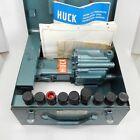 Huck model 353 Pneumatic Installation Tool Blind Rivets, Bolts and Lockbolts Kit