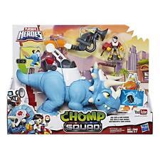 Hasbro Playskool Heroes Chomp Squad Doc Tops 7 Sam Scrubs E1976