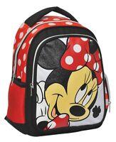 GIM48 Disney Minnie Mouse Maus Kinderrucksack Rucksack Kindergarten Tasche