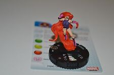 Marvel Heroclix Guardians of the Galaxy Medusa Rare 039