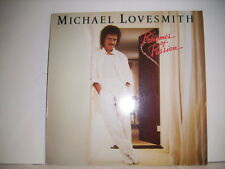 MICHAEL LOVESMITH RHYMES OF PASSION UK COPY VINYL RECORD