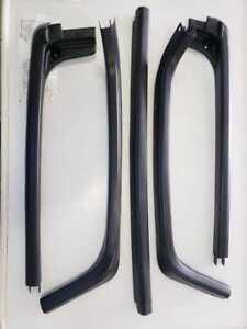 99 00 01 02 03 Chevy Tracker Suzuki Vitara Convertible Soft Top trim Set