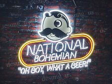 "New Natty Boh National Bohemian Beer Neon Sign 24""x20"""