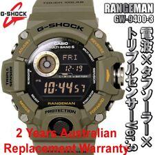 CASIO G-SHOCK MENS WATCH RANGEMAN GW-9400-3 FREE EXPRESS GW-9400-3DR 2Y WARRANTY