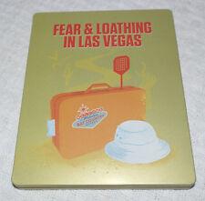 Bluray SteelbookFear and Loathing in Las Vegas UK Steelbook Blu-Ray Region free