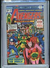 Avengers #147 CGC 9.4 White Pages 30 Cent Variant