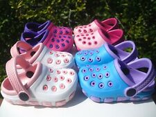 NEW TODDLER   UNISEX  CLOGS IN DIFFERENT COLORS & SIZES.