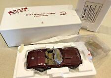 Danbury Mint 1965 Chevrolet Corvette Convertible - Die-Cast 1:24 - NIB!