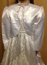 Kommunionskleid Konfirmation Kleid Blumenmädchen Kleid Gr 152 Mit Haarschmuck