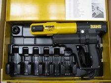 REMS Pressatrice Power Stampa ACC Nr 577010 in Valigetta in lamiera di acciaio