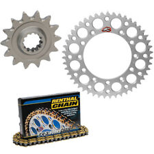 Renthal 428 Chain & 13-48 Sprocket Kit Silver For 2004-2013 Suzuki RM85L 19/16