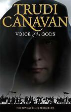 Voice of the Gods (Age of the Five), Trudi Canavan, Very Good condition, Book
