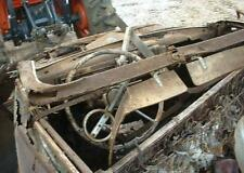 1940 Chevy Chevrolet Convertible parts car Rat Hot Rod