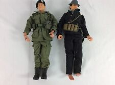 Lot Of 2 Dragon 1/6 Scale Vietnam War Military Collectible Action Figures
