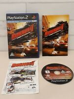 PlayStation PS2 Burnout Revenge - Complete with Manual/Booklet - VGC