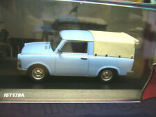 TRABANT 1.1 Pickup Pick-up closed hell blau blue 1990 179A  IST IXO 1:43