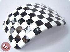 LAMBRETTA S3 / GP Tool Box Door Ska Checkered Custom Paint LI TV SX GP