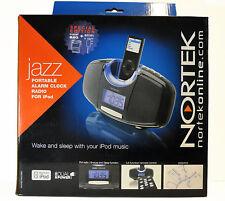 Radiosveglia portatile per mp3 - Nortek Jazz iPod ™