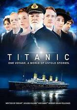 Titanic (DVD, 2013) Ruth Bradley, Glen Blackhall, David Calder, Dragos Bucur
