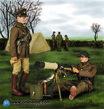 DRAGON IN DREAMS 1/6 SCALE WW II BRITISH TOMMY COLMAN BEF