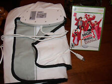 Disney High School Musical 3 Dance! Senior Year ( Xbox 360,2008) W/Dance Mat EUC