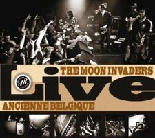 """MOON INVADERS """"LIVE AT THE AB CLUB"""" CD NEW!"""