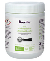 NEW Breville Eco Coffee Residue Cleaning Tablets Espresso Machine Clean 40x 1.5g