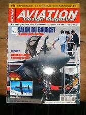 Aviation Design N°26 Aéronautique Patrouille Salon du Bourget Pilatus PC 21