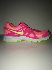 New Nike Girl Youth/Women 555090-100 Revolution 2 Athletic Shoes sz 6M
