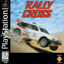 Rally Cross - PS1 PS2 Playstation Game