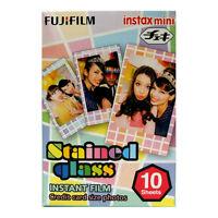 Fuji INSTAX mini STAINED GLASS Instant Film 03/2020