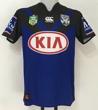 BULLDOGS NRL 2017 AWAY JERSEY BY CANTERBURY SIZE ADULT MEDIUM BRAND NEW