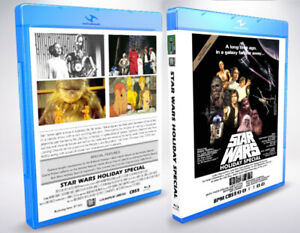 Star Wars Holiday Special Blu-Ray - Original & Best Version - Superb Quality