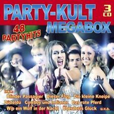 Olaf Henning-Jörg Bausch-Mallorca Cowboys - Die Party-Kult-Megabox - 3CD neu/ovp