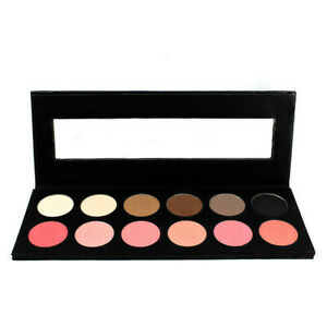 Ben Nye Essential Eye Shadow and Rouge Palette