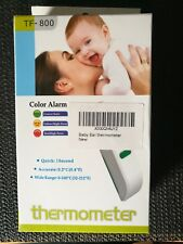 Digital LCD Ear Thermometer Medical Baby Adult Body Room Food Temperature Oral