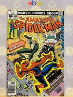 Amazing Spider-Man #168 (9.0) VF/NM 2nd Will-O-Wasp 1977 Bronze Age High Grade