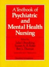 A Textbook of Psychiatric and Mental Health Nursing, 1e By Julia I. Brooking Ph