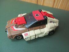 Vintage Transformers G1 Chromedome Action Figure