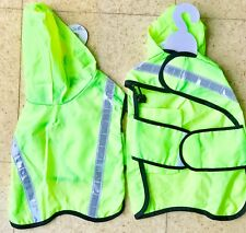 High Vis Dog Jacket With Good And Reflective Strips Hi Visibility Safety Nw 30cm