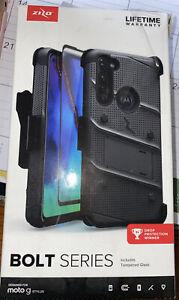 ZIZO BOLT Series Moto G Stylus (2020) Case