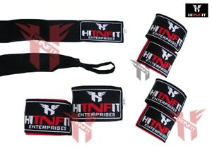 3.5m HNF kids Boxing MMA UFC Kick Boxing HAND WRAPS Wrist Guards Premium Bandage