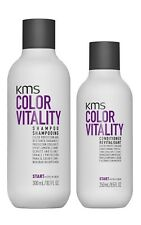 KMS COLOR VITALITY SHAMPOO 300 ML AND CONDITIONER 250 ML  COLORVITALITY