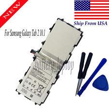 "Battery for SAMSUNG GALAXY TAB 2,10.1"" GT-P5113 gt-p5113ts 3.7V 7000mAh + Tools"
