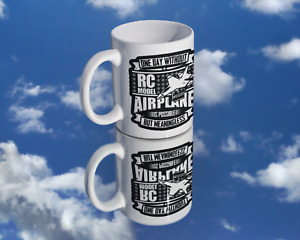 Coffee Mug - One Day Without RC for the RC Plane Enthusiast