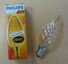 PHILIPS Ampoule bougie 25W E14 Ampoule bougie OR DÉCO 324276