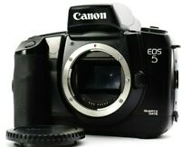Near MINT+++ Canon EOS 5 QD 35mm SLR Film Camera for Canon EF From Japan